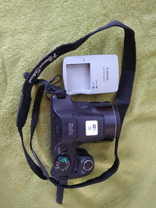 Camara Canon Power Shot Sx530hs