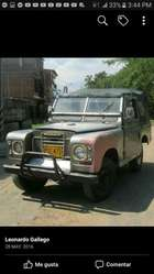 Land Rover Santana Carpado