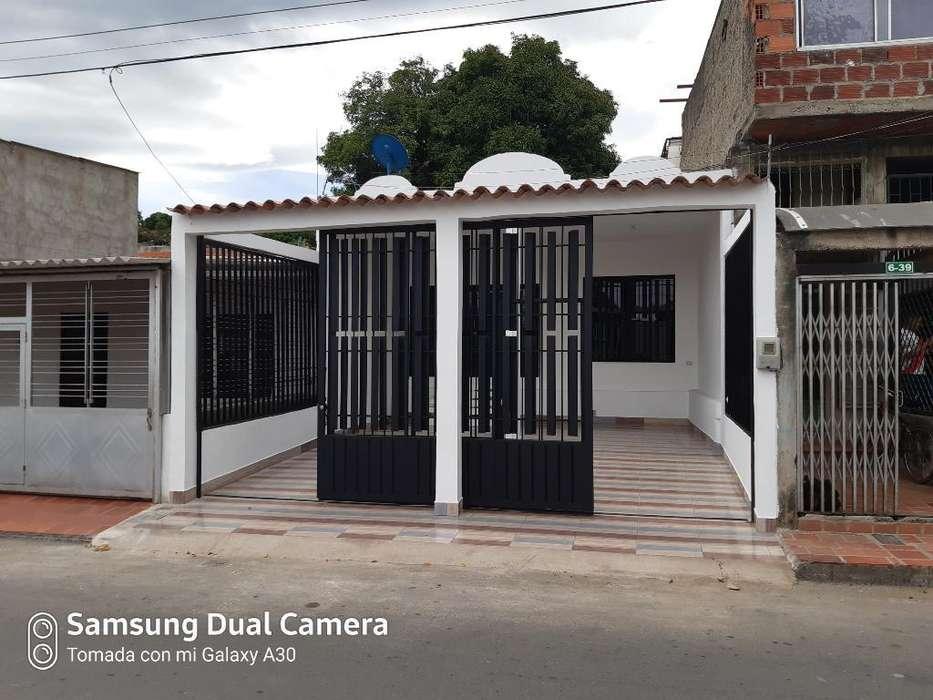 Vendo Hermosa Casa en B San Luis Cúcuta