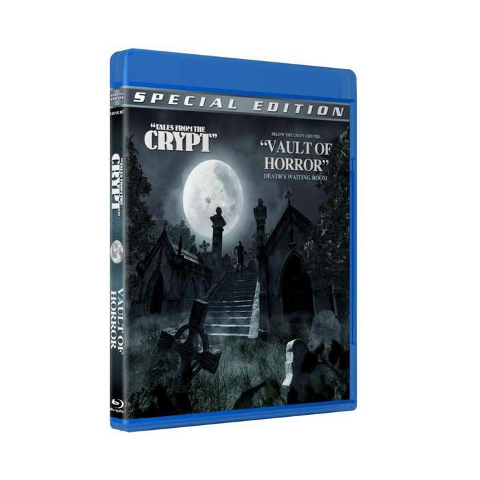 Tales From The Crypt Vault Of Horror - Bluray Latino/ingles