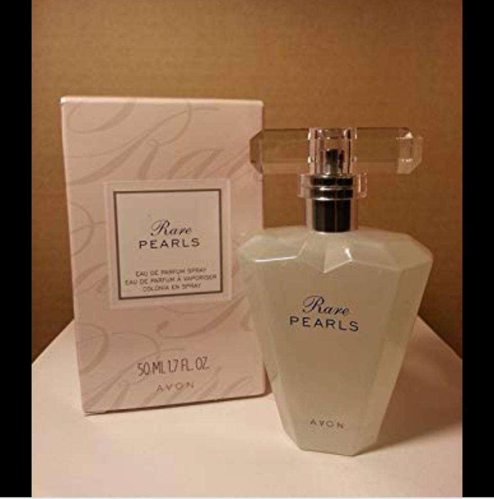 Perfume Rare Pearls Avon
