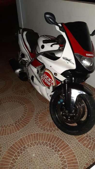 Yamaha 600 Modelo 92