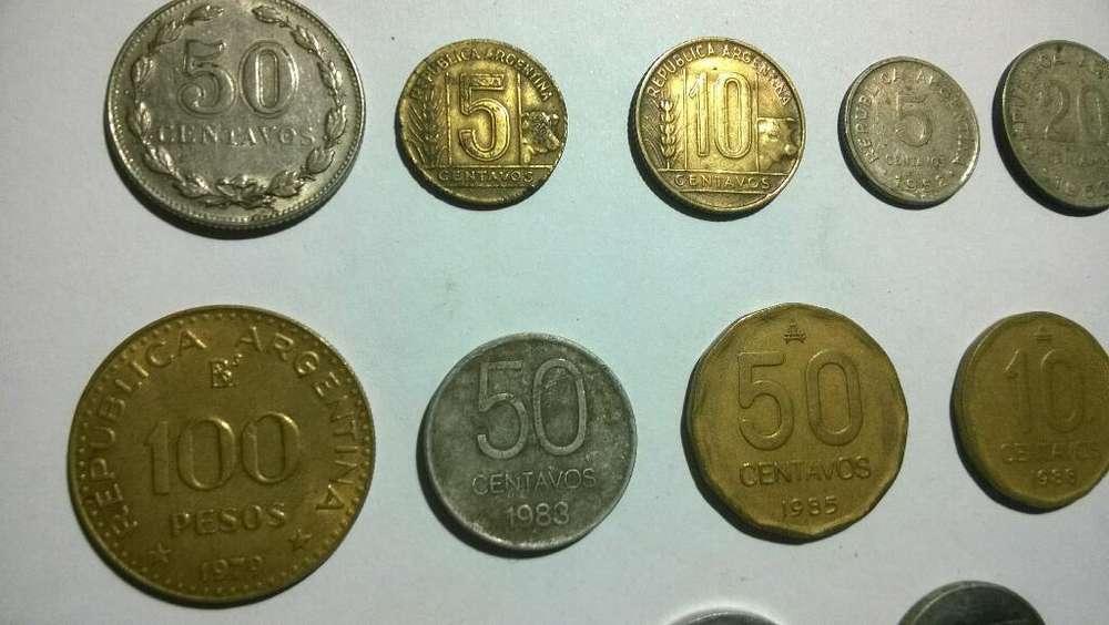 Antiguas Monedas Argentinas