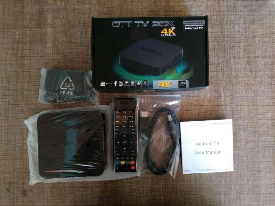 Tv Box Android 7.1 Nuevos