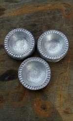 Molde en Aluminio Sellador de Pasteles