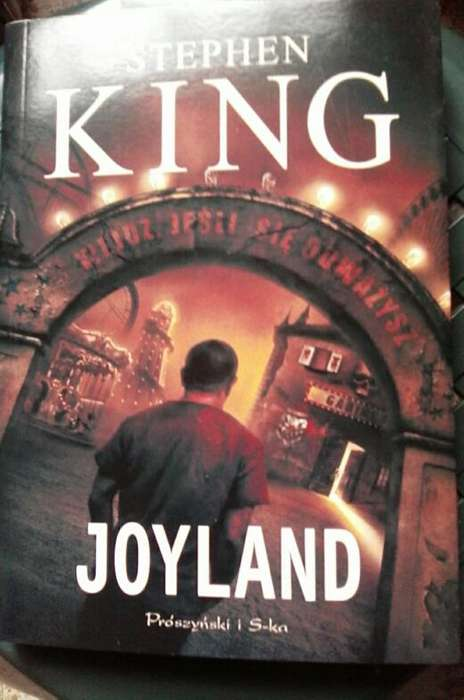 Libro Joyland Stephen King