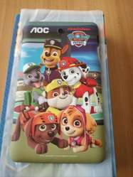 Aoc tablet paw patrol para niño