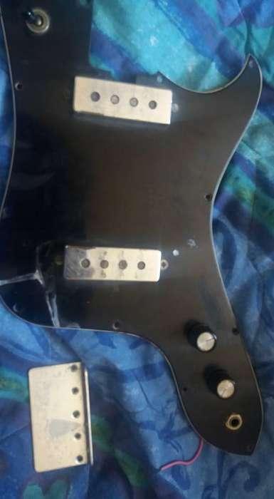 Partes de bajo Eko Cobra 60's escala corta no fender vintage