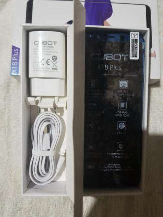 Cubot X18 Plus de 4 Y 64gb