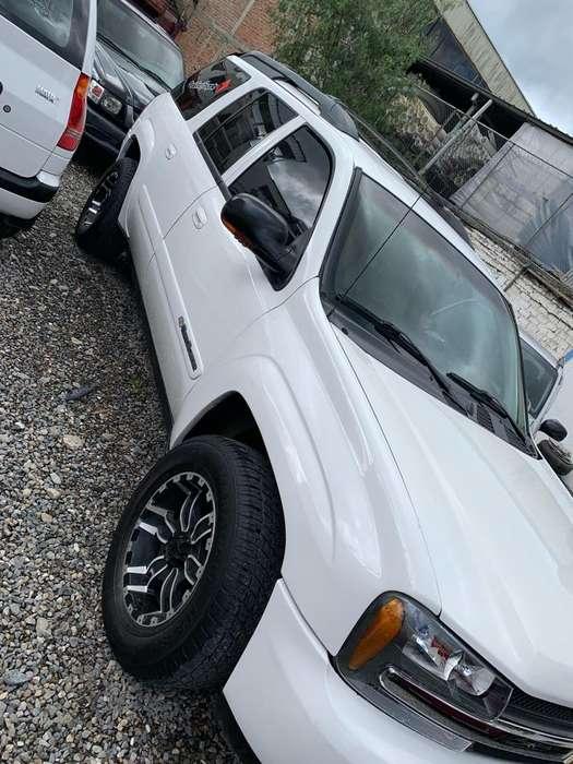 Chevrolet Trailblazer 2005 - 189000 km