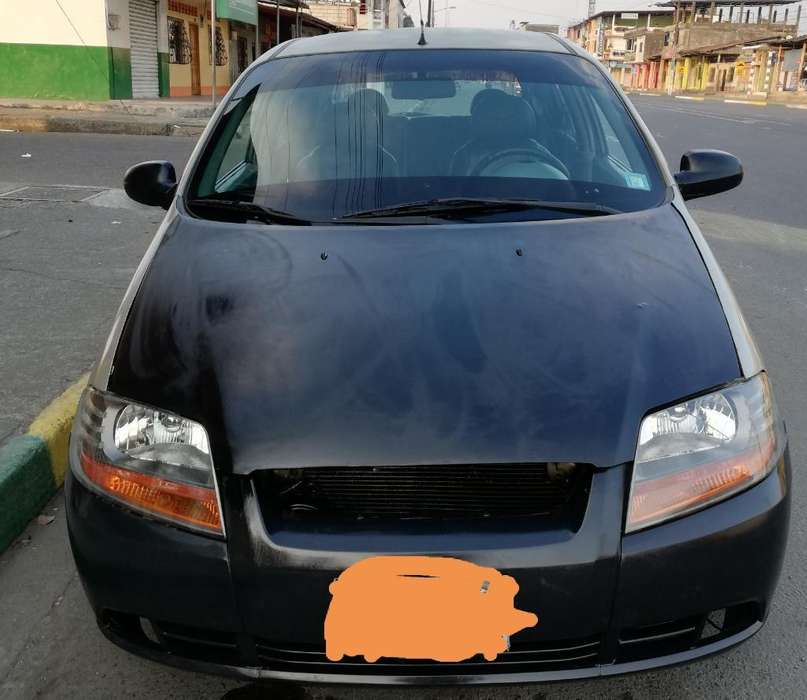 Chevrolet Aveo 2008 - 121212 km