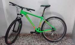 LIQUIDACION Bicicleta Venzo Skyline 21 vel frenos VBrake