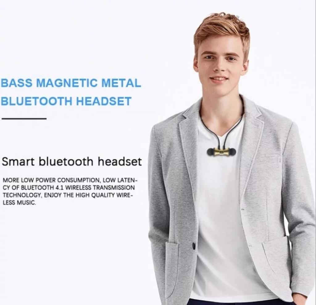 Audifonos Bluetooth Manos Libres