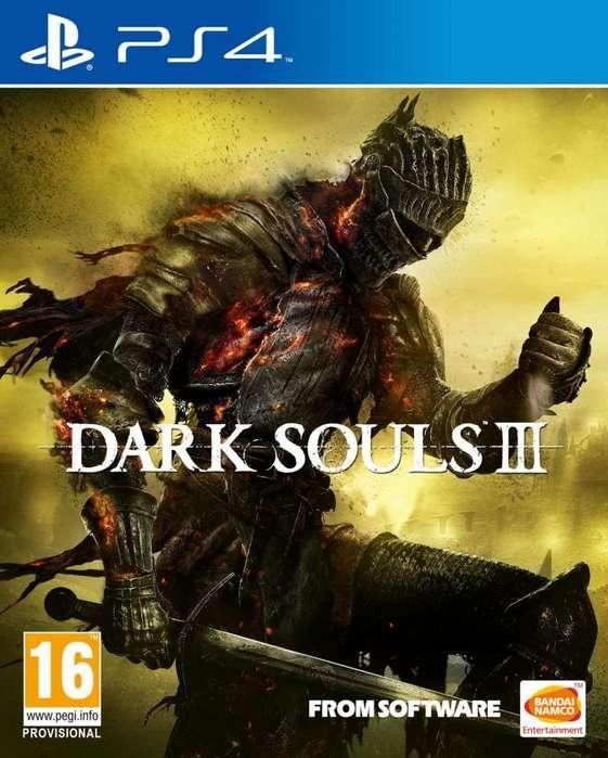 Dark Souls 3 PS4 Fisico Usado