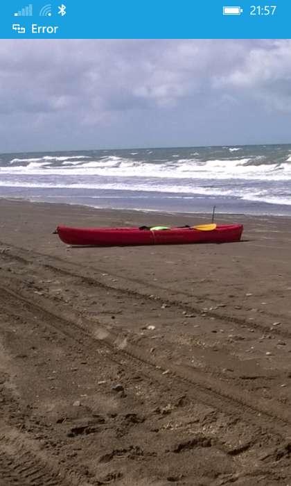 Kayac Patagonia Delta para 2 Personas