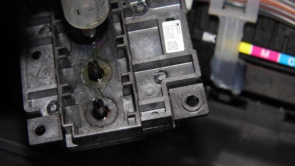 Reparación impresoras EPSON, CANON, HP