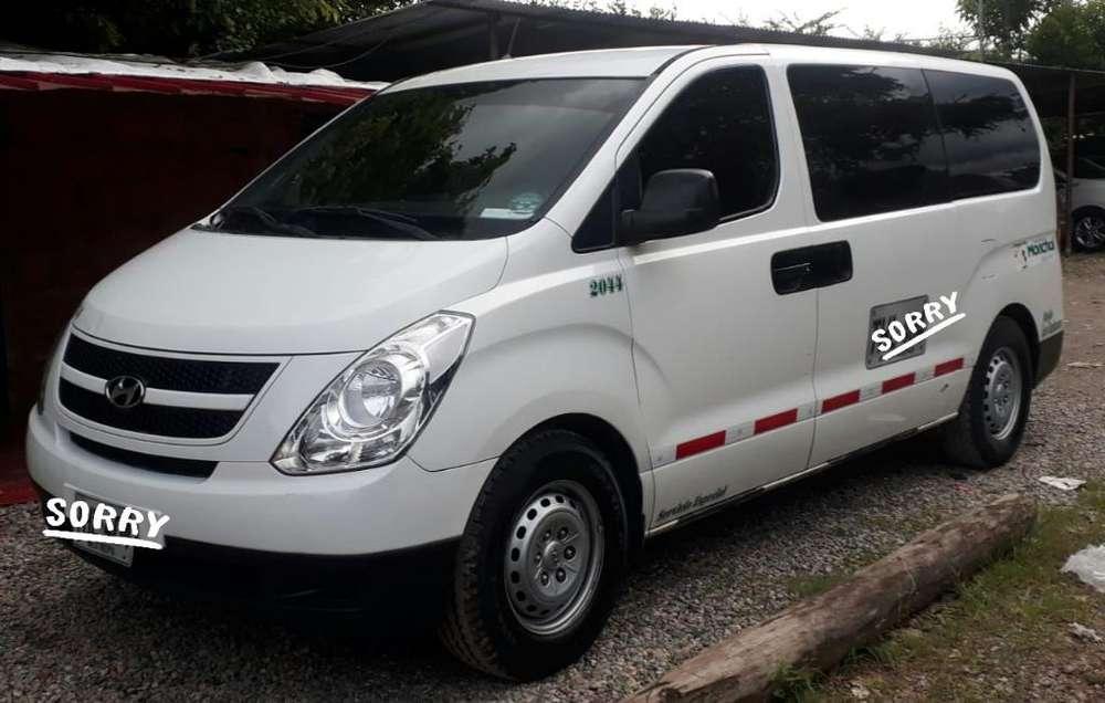 Ganga! Se Vende Vans Hyundai Gran Starex