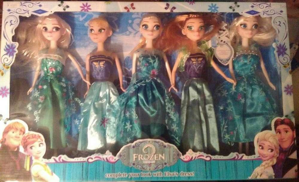 Muñecas Frozen Originales