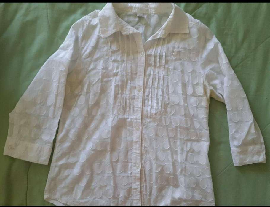 Camisa Mujer Talle 3