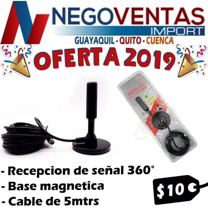 ANTENA DE TELEVISION PARA CASA HD DE OFERTA