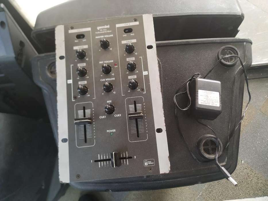 Mesclador Mixer Consola Medellin