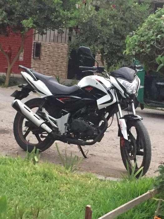 Vendo Moto Italika Ft180