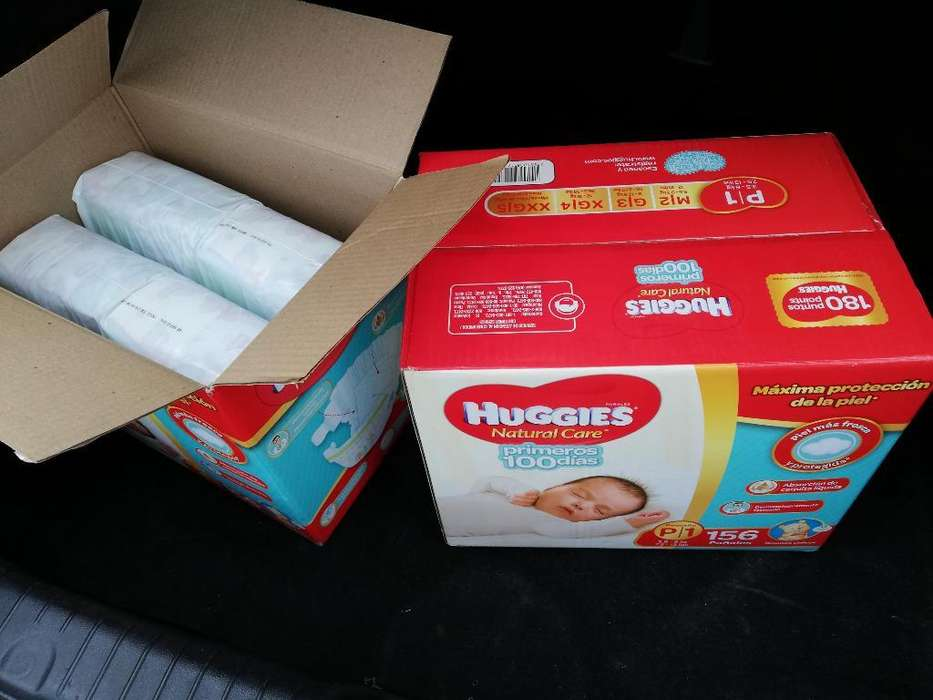 260 Pampers Huggies P1