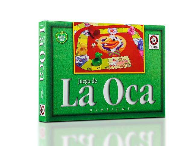 Juego de la Oca -Línea Green Box-