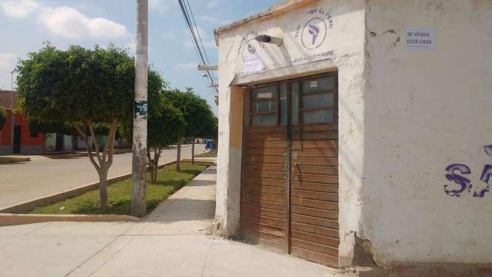 Vendo Casa - Pueblo Nuevo - Ferreñafe
