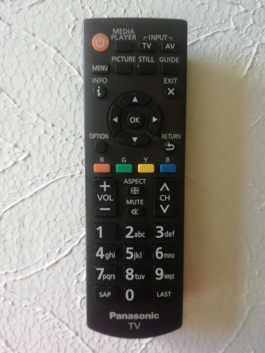 Vendo Control Panasonic Original