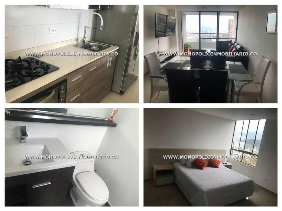 <strong>apartamento</strong> AMOBLADO EN RENTA - EL POBLADO COD-**-*-: 14770