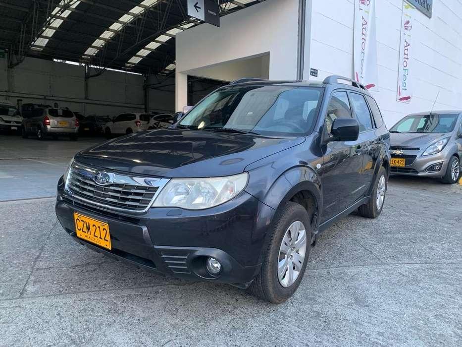 Subaru Forester 2009 - 99600 km