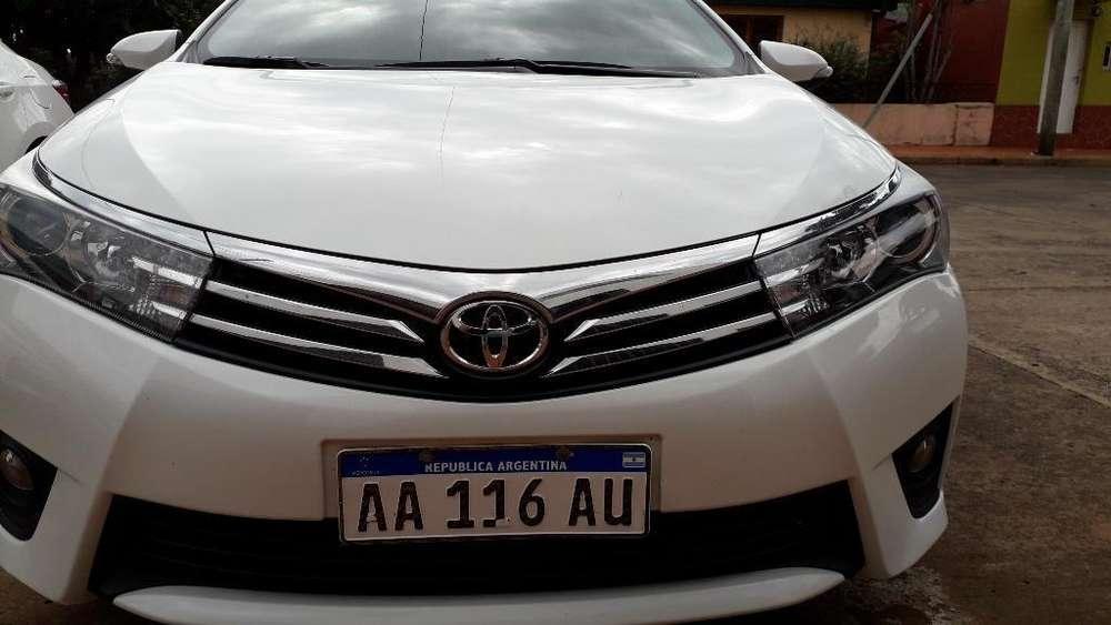 Toyota Corolla 2016 - 70000 km