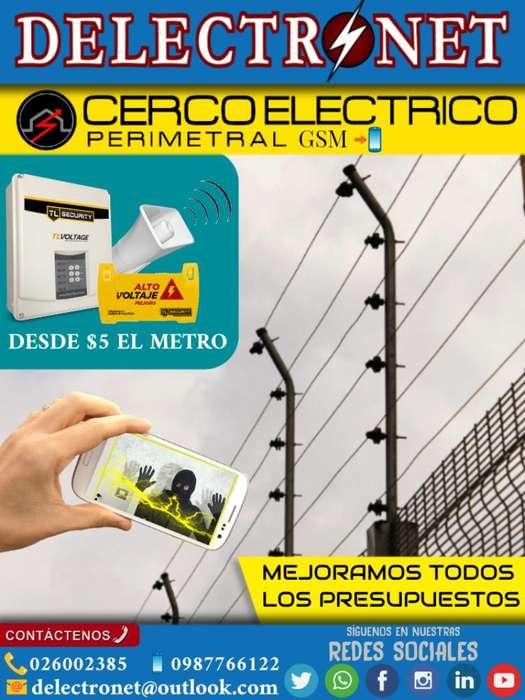 Integración Cerca Eléctrica Inteligente