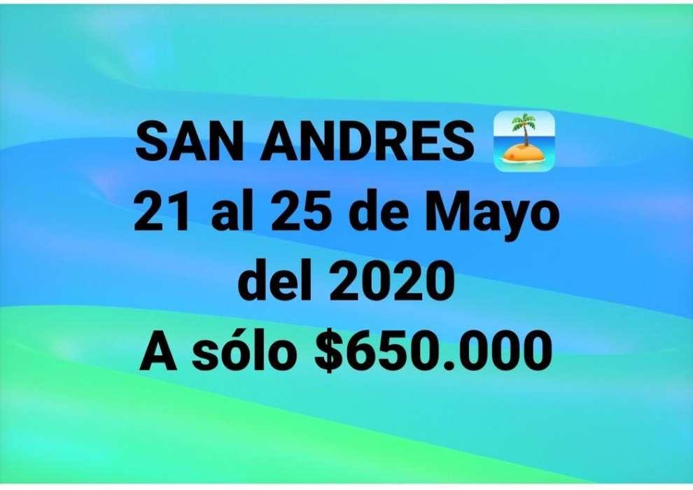 Viaja a San Andres a Crédito