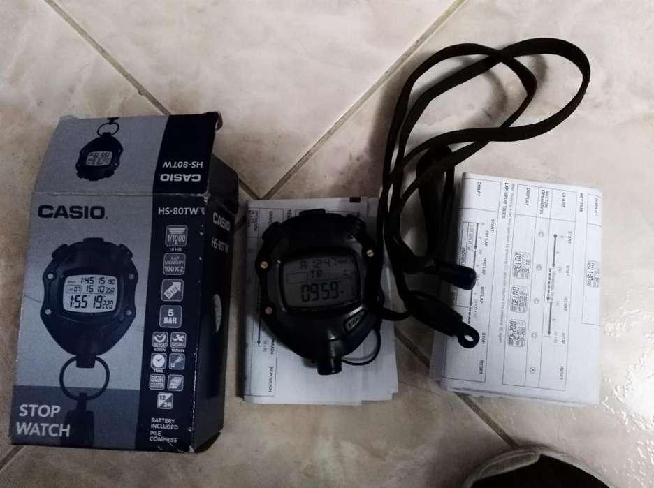 Cronómetro Casio