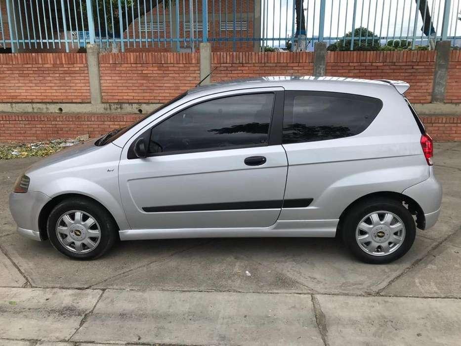 Chevrolet Aveo 2010 - 120000 km