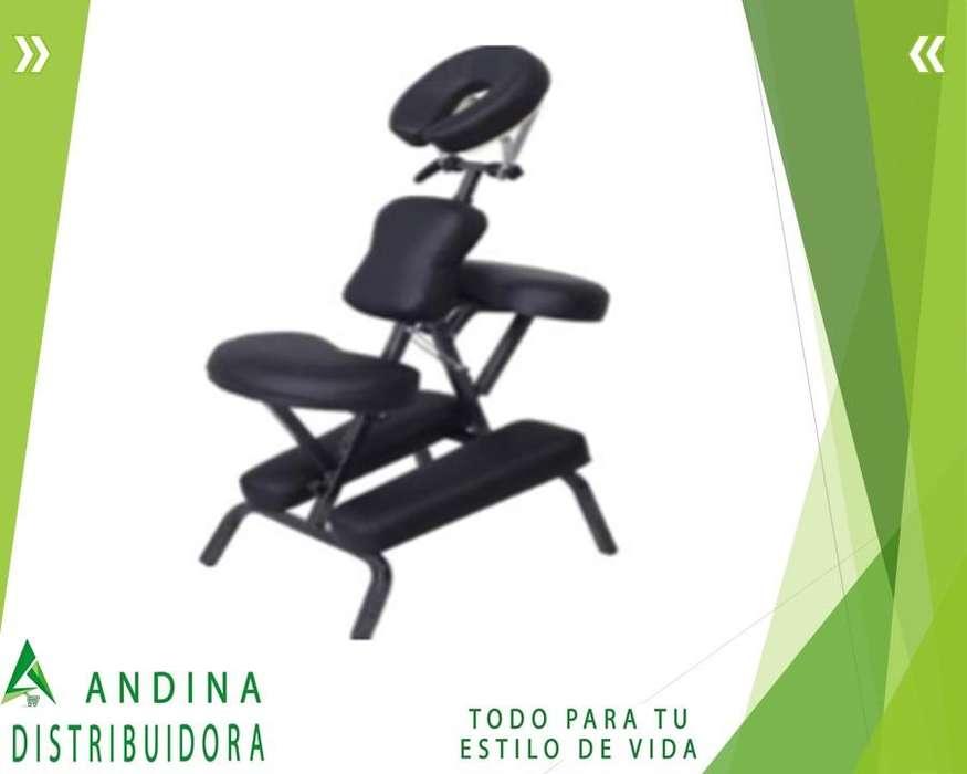 Silla de Masajes portátil Terapia Belleza Gratis Asistencia 6/1