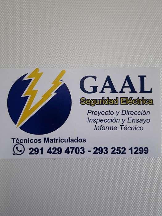 Electricista Matriculado Punta Alta
