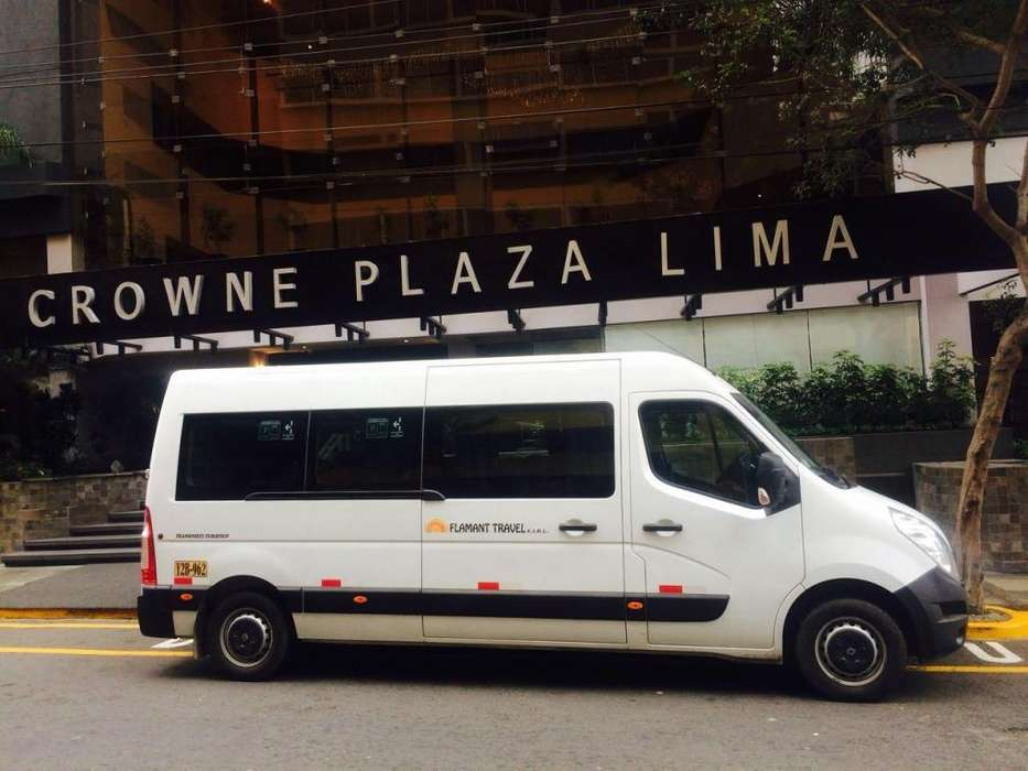 Servicio de transporte turístico, para empresas, viaje, excursiones