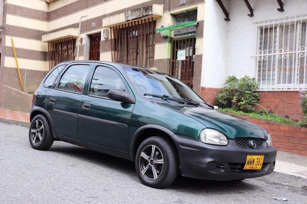 Chevrolet Corsa 4 Ptas. 2003 - 162355 km
