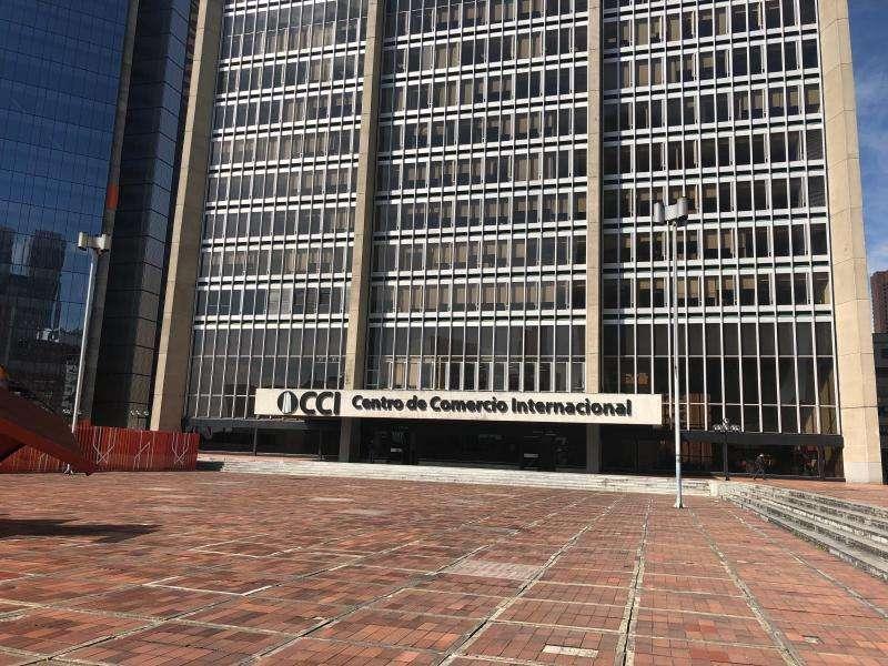 Oficina En Venta En Bogota San Diego-Santa Fe Cod. VBDOL10111570