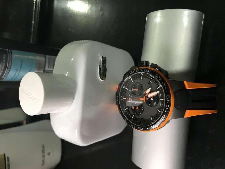 Reloj completamente nuevo