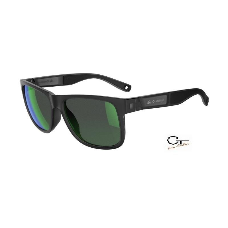 f4920cbf86 Gafas De Sol Quechua Trekking Mh 540 Verde Polarizado Cat 3 - Lima