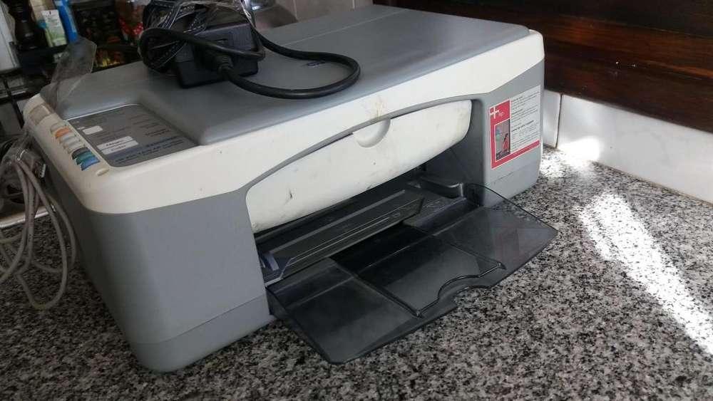 impresora HP 1410 multifuncion All-in-one