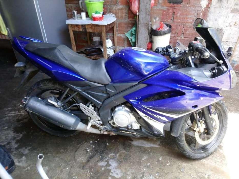 Vendo Moto <strong>yamaha</strong> R15