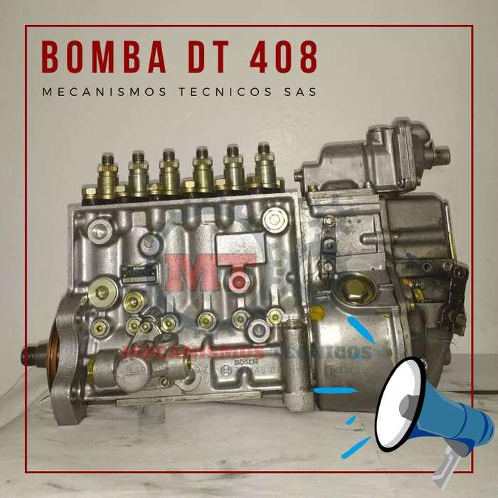 BOMBA DE INYECCIÓN DT 408
