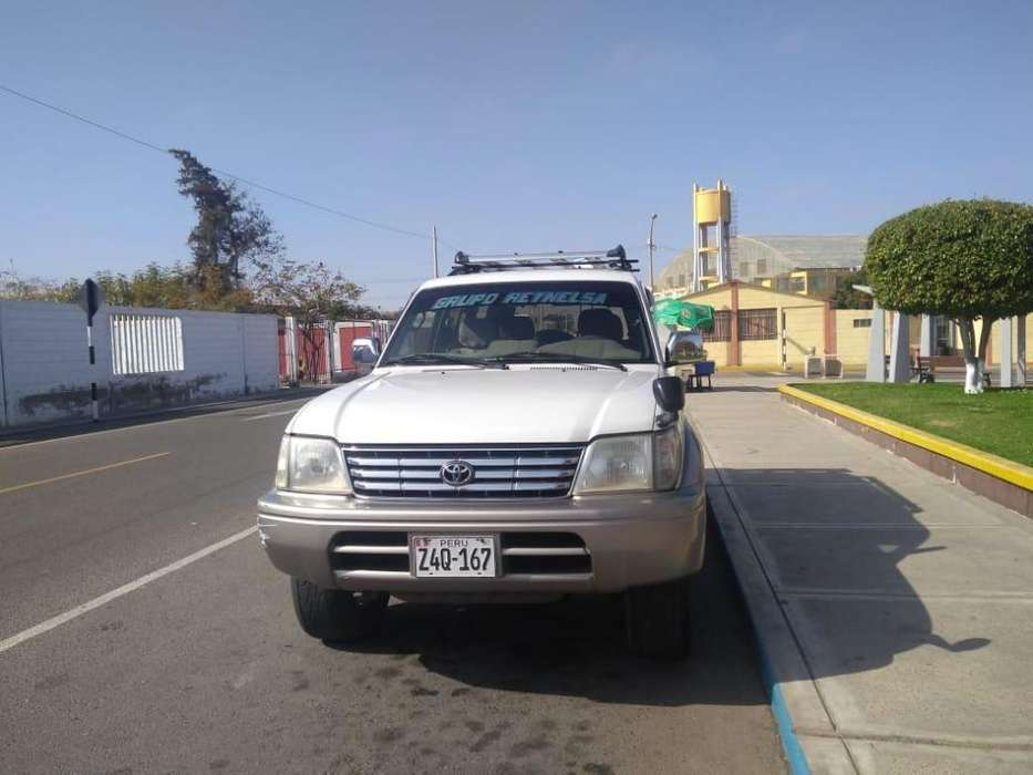 Toyota Prado 2000 - 109 km