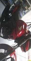 Honda Invicta Modelo 2015
