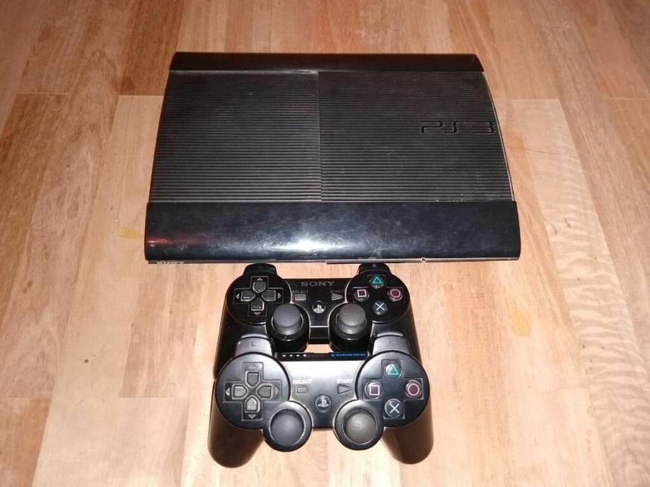 Playstation 3 Superslim 500 Gb